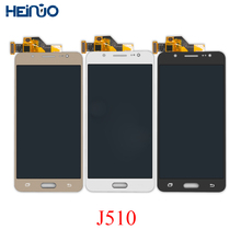 LCD Pantalla For Samsung Galaxy J5 2016 SM-J510F J510FN J510M J510Y J510G J510 LCD Display TouchScreen Digitizer Assembly Parts