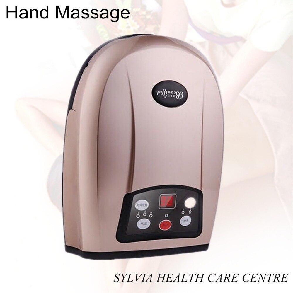 2019 Новый электрический простой Relex массаж рук красота палец спа для похудения рук забота о здоровье батарея работы офиса и дома