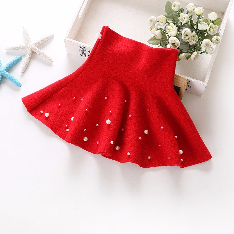 Pearl Skirt For Party (2)