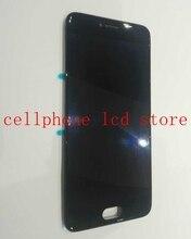"""5.2 """"black/white color display lcd amoled + touch screen digitador assembléia quadro para meizu pro 6 frete grátis"""