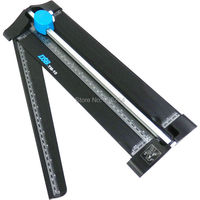 Multifunctional Roller Machine Paper Cutter Cut Paper Cutting Knives Straight Line Indentation OC250 Dotted Lace