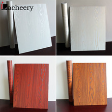 New Arrival 30cm Width Wood Shape Wallpapers Thick Oil-proof Waterproof Cupboard Wall Contact Papers Furniture Renovation Film