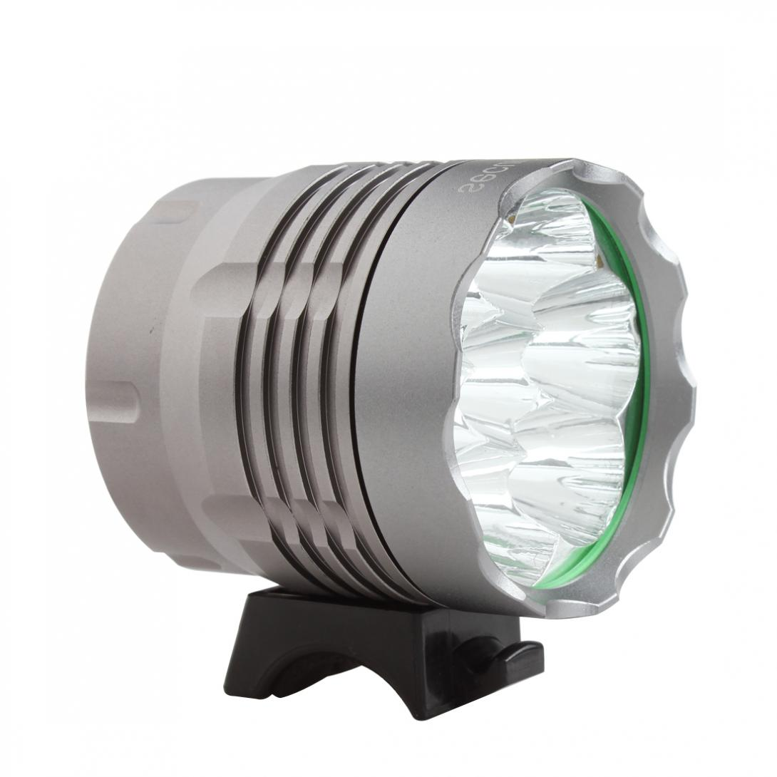 5000Lm 7 X  XM-L T6 LED Bicycle Headlights Fishing Camping Bike Flashing Light Cycling Head Lamp