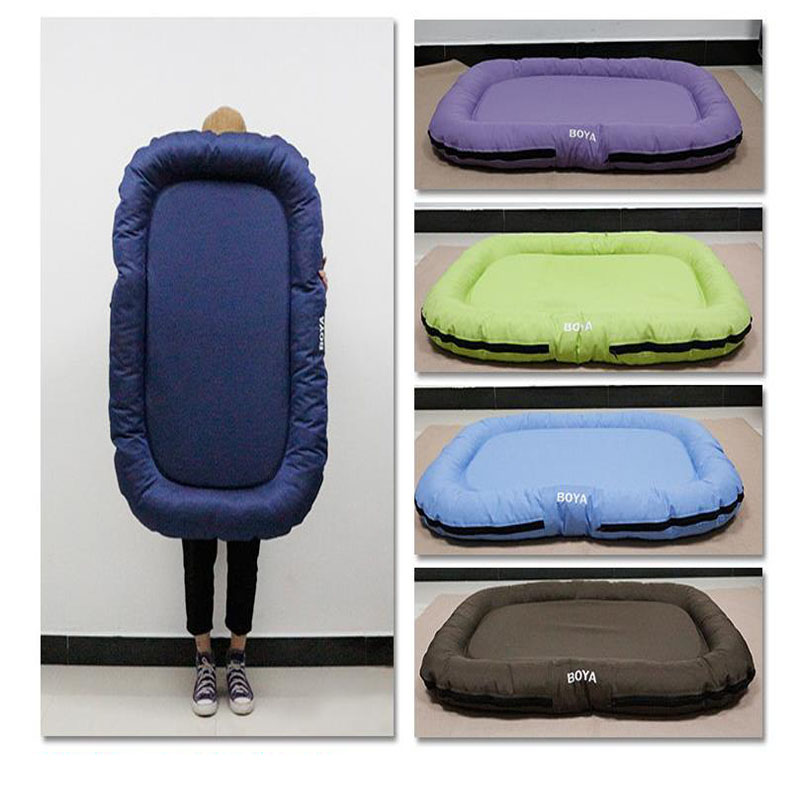 Dog Bed Basket for Large Dogs House Sofa Kennel Big Size Pet Cushion Beds For Dogs