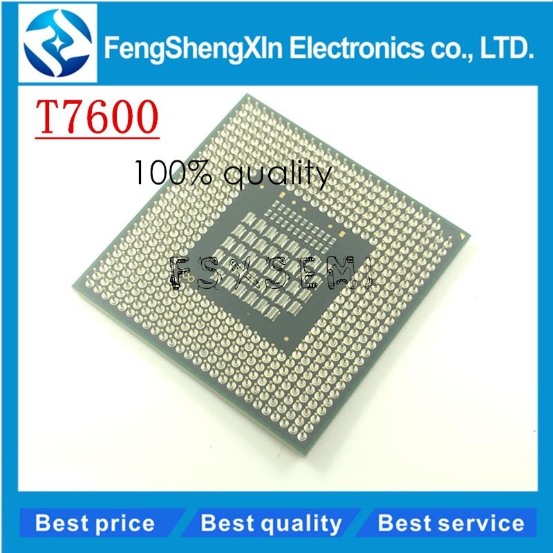 laptop Core 2 Duo T7600 CPU 4M Socket 479 Cache/2.33GHz/667 Dual-Core Laptop processor support 945