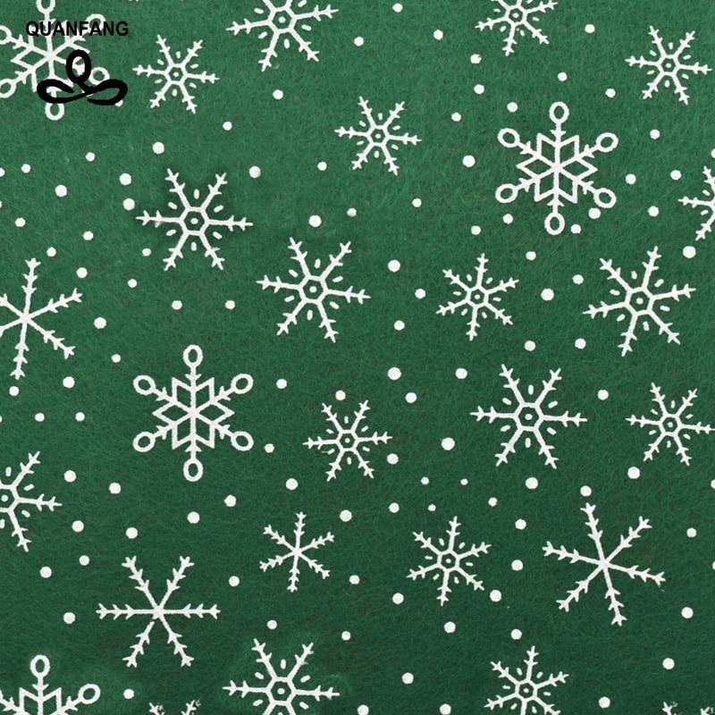 1mm Poliéster Acrílico Fieltro Tela Para la Decoración de Navidad - Artes, artesanía y costura - foto 5
