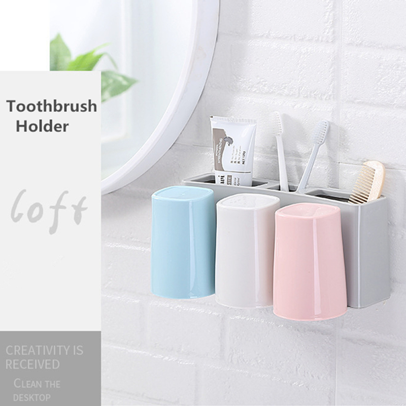 Toothbrush, Kitchen, Organizer, Sundries, Container, Bathroom