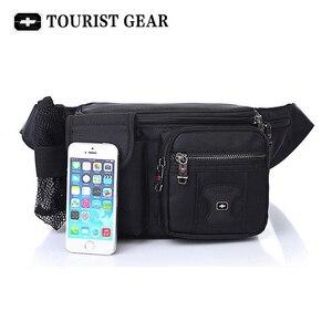 Image 3 - Bolsa de cintura suíça para homens e mulheres, pochete com cinto de quadril, mochila de viagem, montanhismo, para celular pacotes