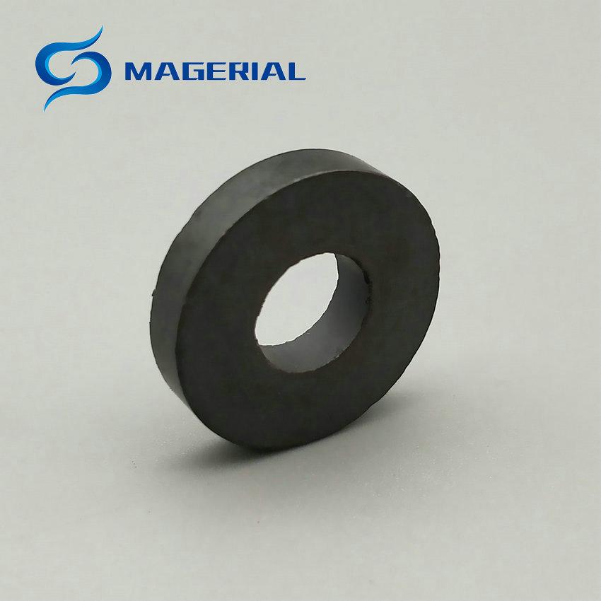 1 pack Ferrite Magnet Ring OD 17.5x7.5x3.5 mm Grade C8 Ceramic Magnets for DIY Loud Speaker Sound Box Board Sub Woofer 12 x 1 5mm ferrite magnet discs black 20 pcs