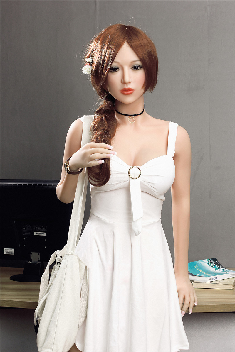 Zonedoll A-24 160cm Asian girl Lifelike love doll sex robot Food Level Platinum Silicone with metal skeleton sex doll