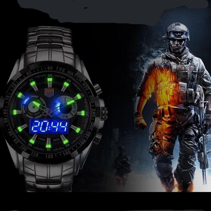 Αθλητισμός HOT 579 TVG high-end μάρκα ρολόγια - Ανδρικά ρολόγια - Φωτογραφία 2