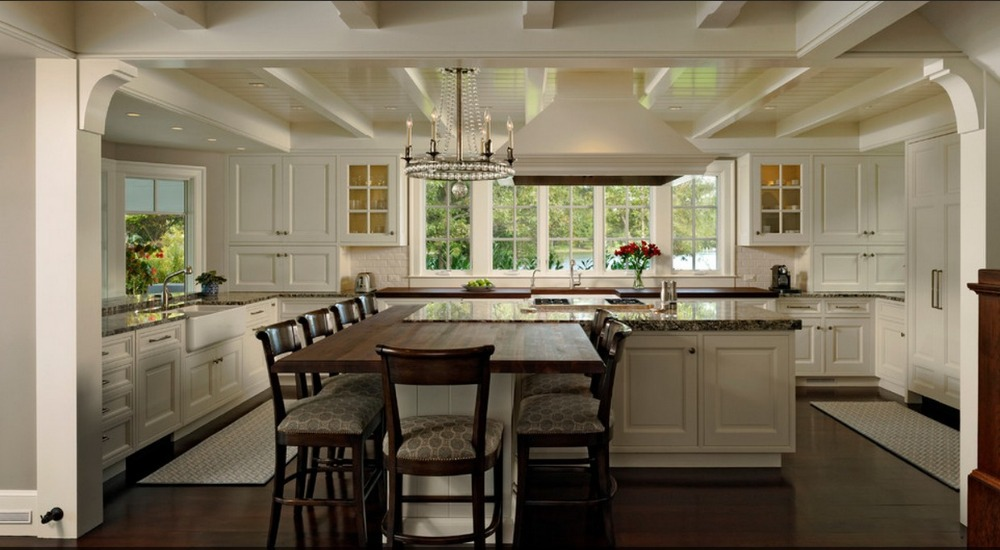 Kitchen Cabinet And Countertop Protection