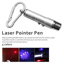 3 In 1 Krachtige Pointer Pen Onderwijs Presenter Beam Licht Jacht Laser Sight Apparaat Laser Pointer Vals Geld Detector(China)