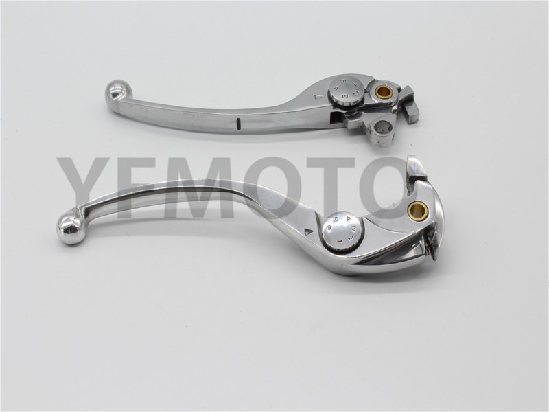 Motorcycle Aluminum  Brake Clutch Levers For Honda  CBR 1000RR 2004 2005 2006 2007 aftermarket free shipping motorcycle parts brake clutch hand lever for honda cbr1000rr cbr 1000 2004 2005 2006 2007 carbon