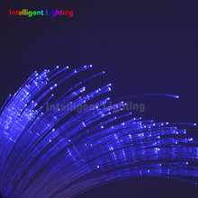 Wholesale 1.0mm*2m*50pcs/100pcs/ 0.75mm x (2m~5m) x (50pcs~600pcs) PMMA plastic fibra optic cable for all kind led light engine(China)