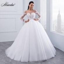 Imagenes de vestidos de novia pomposos
