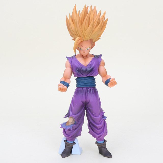 Dragon Ball Z Super Saiyan Action Figure