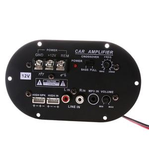 "Image 5 - OOTDTY 120W 8 12 ""Core 12V รถ Tritone/PURE BASS Amplifier BOARD ใหม่"