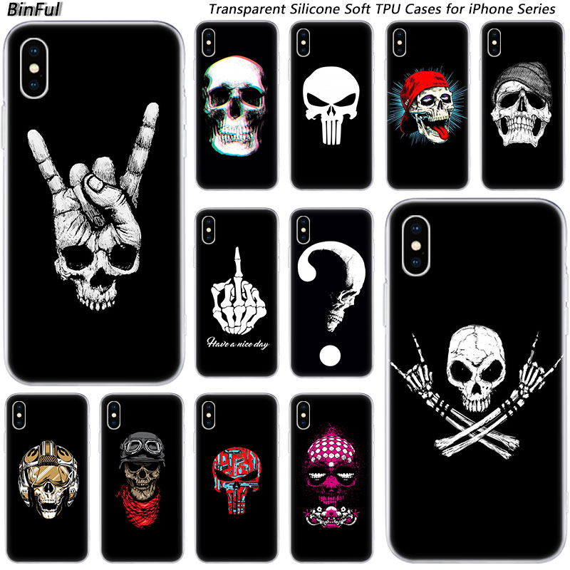 Skull Rock iPhone 11 case