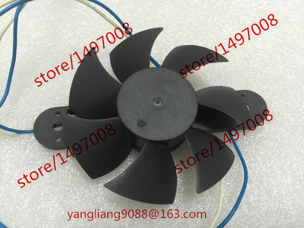 Free Shipping TD8025HS-HB DC 18V 3.42W 2-wire 150mm Server Round Cooling fan free shipping comair rotron fe24b3 80mm 8cm 8025 dc 24v 2 wire cooling fan