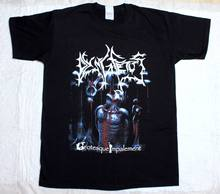 DYING FETUS GROTESQUE IMPALEMENT DEATH METAL GRINDCORE NEW BLACK T-shirts(China)