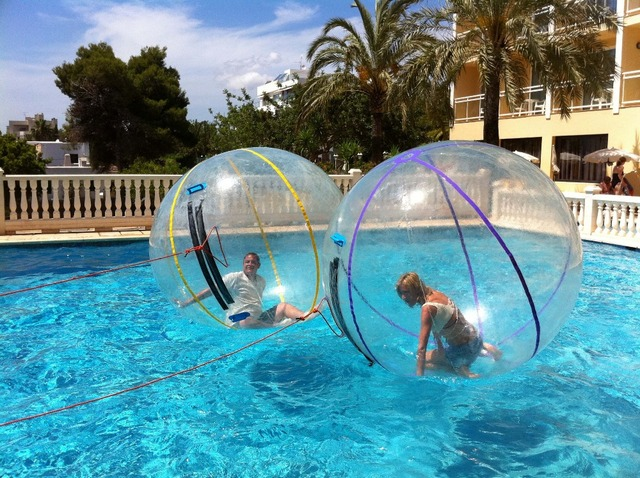 Delicieux Crazy Zorbing Water Ball,Water Walking Balls With Pool,Water Ball