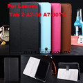 Magnet Stand pu leather case cover for Lenovo Tab 2 A7-30 A7-30TC A7-30HC 7.0 inch tablet funda shell cases