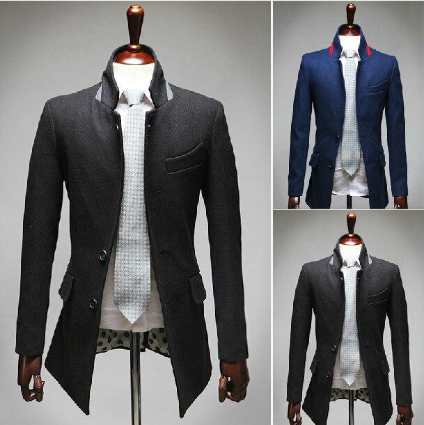 Мужские костюмы и Пиджаки A8633
