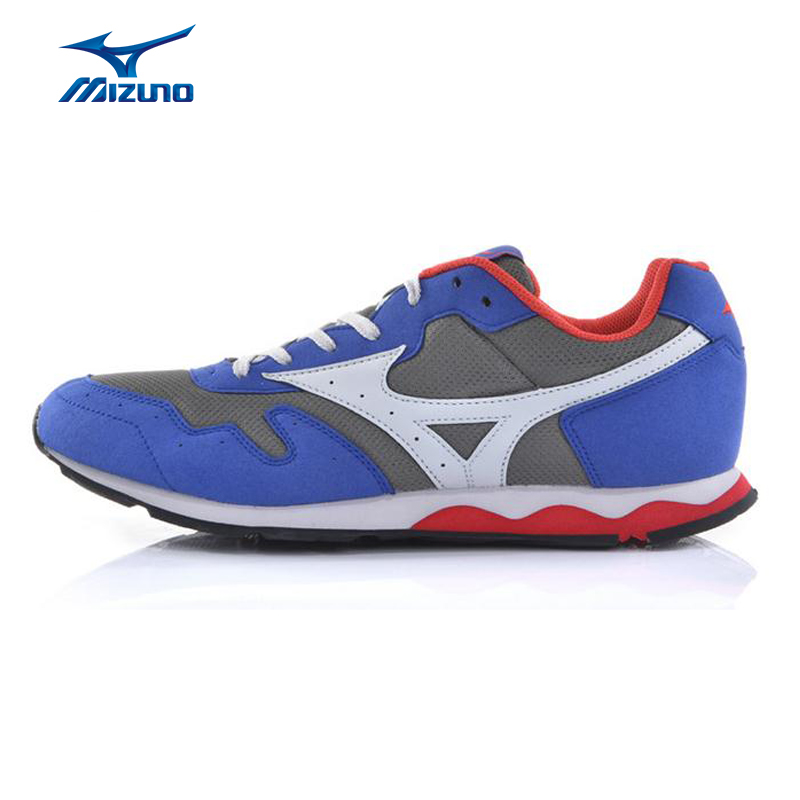 MIZUNO Men SKYROAD Breathable Light Weight Cushioning Leisure Running Shoes Sneakers Sport Shoes K1GG159149 XYP359 mizuno men s sports beathable cushioning soccer shoes monarcida fs as light sport shoes sneakers p1gd152301 yxz003