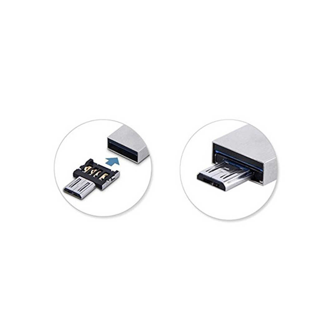 NYFundas micro usb otg connector adapter voor huawei mate 20 X honor V10 9 mate 10 pro p10 microusb Android Smartphone Flash schijf