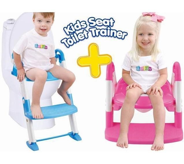 Bebê wc instrutor potty Toilet seat para meninos ajustável passo mictório azul verde rosa portátil koltuk plástico banheiros
