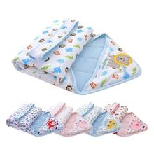 Baby Swaddles 100% Cotton Newborn Baby Blanket 85*90cm Spring Autumn Winter Baby Wrap Envelope Swaddle Sleeping Bag Sleepsack