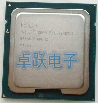 Intel Xeon E5-2407 v2 SR1AK 2.4GHz 6.4GT//s 10MB LGA1356 Quad Core CPU Processor