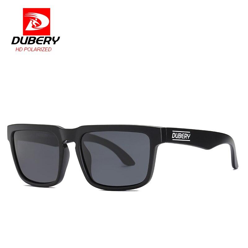 Fashion Polarized Sunglasses Men Sport Goggles Retro Driving Glasses Eyeglasses Plastic Frame Square Gafas De Sol Hombre D710 in Men 39 s Sunglasses from Apparel Accessories