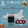 Kit de Ayuda Al aparcamiento Cámara de Visión Trasera CCD para Touareg (7P5) 2011 2012 2013 2014 VW Passat (B7) 2011 2012 2013 2014