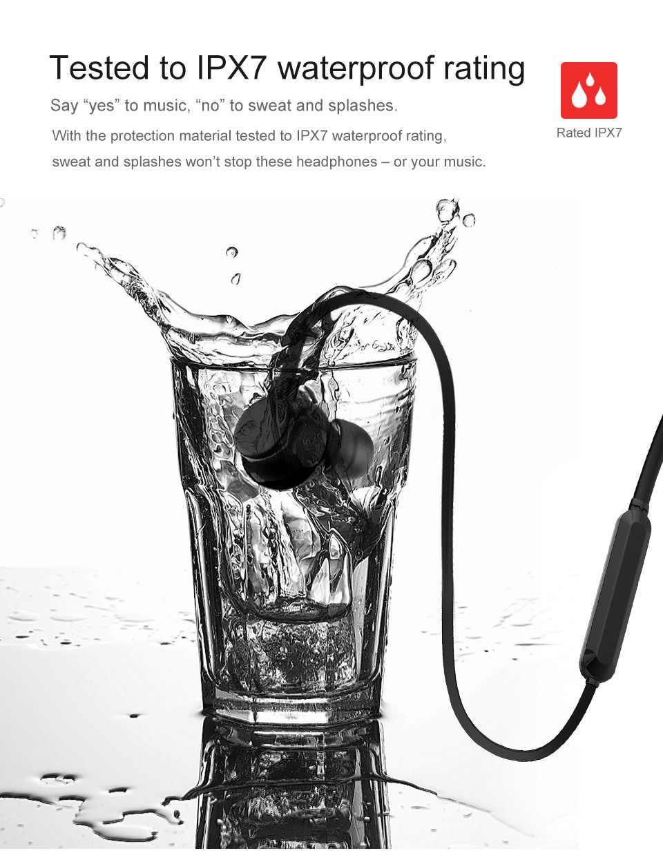 PIZEN AS10 słuchawki Bluetooth APTX pomocy i współpracy administracyjnej apt-x mikrofon IPX7 wodoodporna dla Shure/Westone/JVC/FiiO UE TF10 W4R TRN tfz IE800