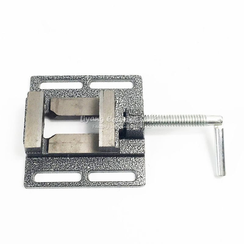 Heavy Duty 2.5 Opening Size Table Vise Drill Press Vice CNC Milling Drilling Clamp Machine Vise Tool