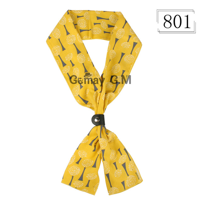 Cotton Scarf Men Casual...