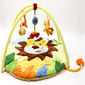 Cartoon Easy Foldable Large Kids Baby Play Mat Infant Educational Folding Crawling Mat Game Play Gym Blanket Lion Carpet PS40-5