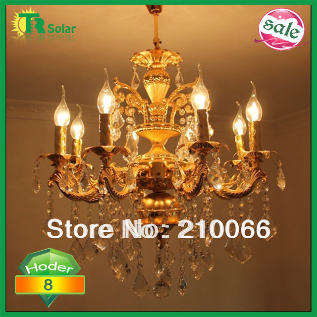 free shipping Luxury Modern design chandeliers fashion crystal chandelier wholesale and retail E14x8 lights 700x650mm