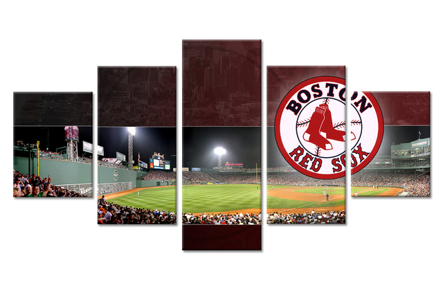 5 P Boston Red Sox Stadium Modern Home Wall Decor Painting Canvas Art HD Print Painting  sc 1 st  AliExpress.com & 5 P Boston Red Sox Stadium Modern Home Wall Decor Painting Canvas ...