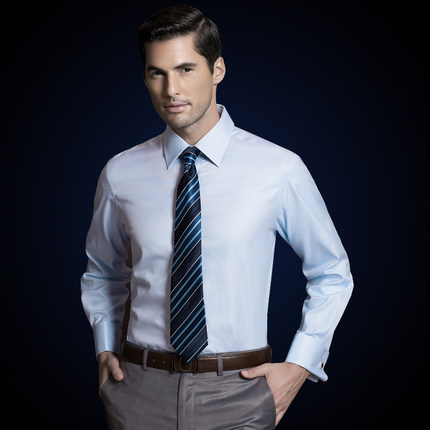 Men shirt cufflinks french cuff mens dress shirts long for Mens shirts with cufflink holes