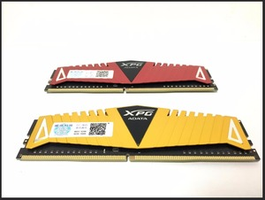 Image 4 - Adata xpg z1 pc4 8gb 16gb ddr4, 3000 3200 2666 mhz pc ram de memória dimm 288 pinos ram de memória ram interna do desktop 3000mhz 3200mhz