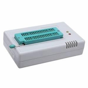 Image 5 - Nuovo originale di 100% V8.33 TL866II Più Universale Minipro 21 SIM Card e Adattatori Clip di Prova TL866 PIC