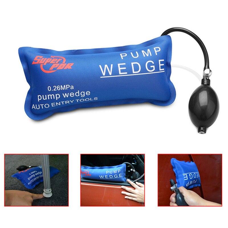 Pump Wedge Locksmith Tools Auto PDR Air Wedge Airbag Lock Pick Set Open Car Door Lock Opening Tools Hand Tools Kit Ferramentas