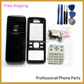 Original Front Bezel Back Housing Battery Door Cover Case For Nokia 6300 Housing Cover With Small Parts , Free Shipping