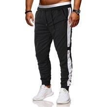 Men'S Pants 2019 New Summer Fashion Joggers Gym Sweatpants Brand Casual