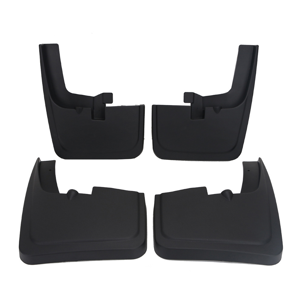 Front Rear Molded Splash Guards Mud Flaps For Ford F Flzaca Flzada Car Styling In Mudguards From Automobiles Motorcycles On