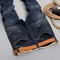 Men Causal four seasons Denim jeans Fashion brand men Trouser pants Full Length Solid Skinny Jeans Men Clothing
