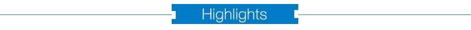 5 Highlights